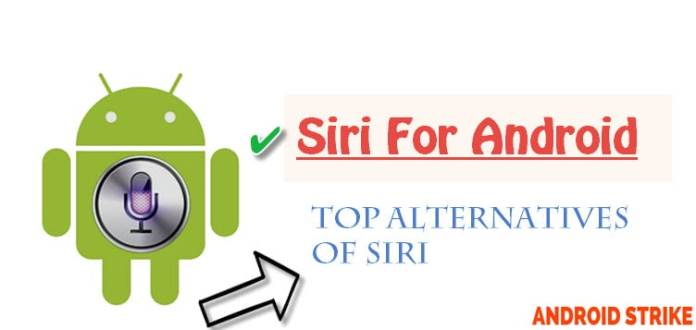 siri for android