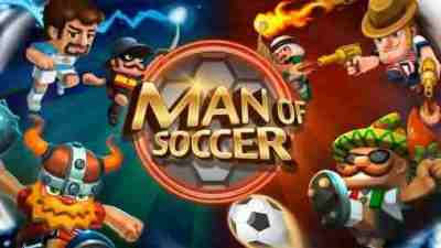 Man Of Soccer android hra