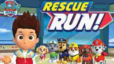PAW Patrol: Rescue Run HD android hry