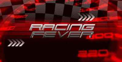 Racing fever - android game, hra