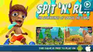 Spit'N'Run android hra, game
