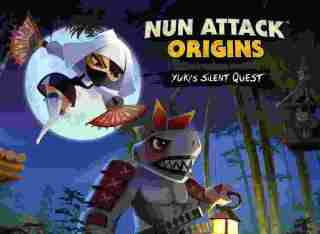 Nun Attack Origins: Yuki - android hry, games for android