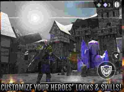 Heroes and Castles 2 - android hry, games