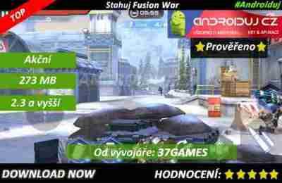 1 - Fushion War download