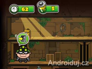 Bob the Robber 3 HTML 5 hra