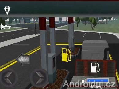 Android hra cargo Transport Simulator zdarma