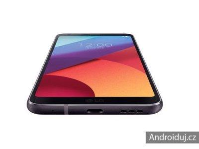 LG G6 oficiálně: stylistický, příjemný s 5.7 palcovým displejem   novinky