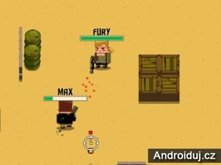Wasteland Warriors in HTML5 mobile game