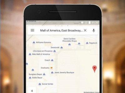 Google mapy prošly redesignem   novinky