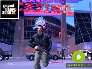 GTA 3 android hry