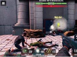Kill Shoot Virus Android hra