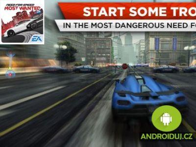Odemkněte si celou android hru NFS: Most Wanted   zavodni hry mody pro hry android novinky hry