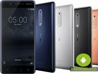 Nokia mobilní telefony