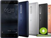 Všechny tři chytré Android telefony Nokia mohou vyjít v Květnu. Nová 3310 tento měsíc.