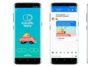 Samsung odhalí novou aplikaci In-Traffic Reply. Zamezí rozptýlení při řízení.