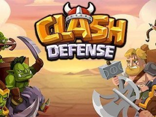 Clash defense android hra zdarma