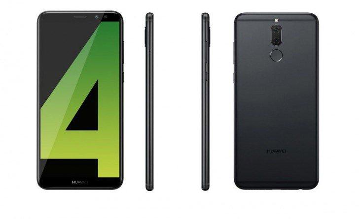 Huawei Mate 10 Lite; Zdroj: gsmarena.com
