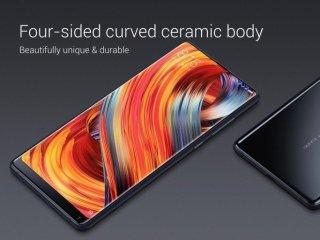 Xiaomi Mi Mix 2 dorazil do Nizozemska   novinky