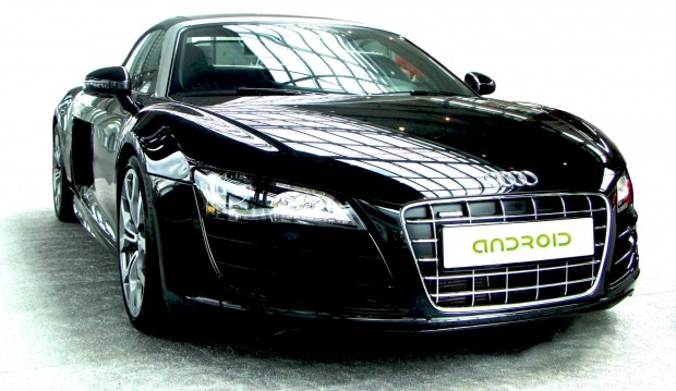 audi google android