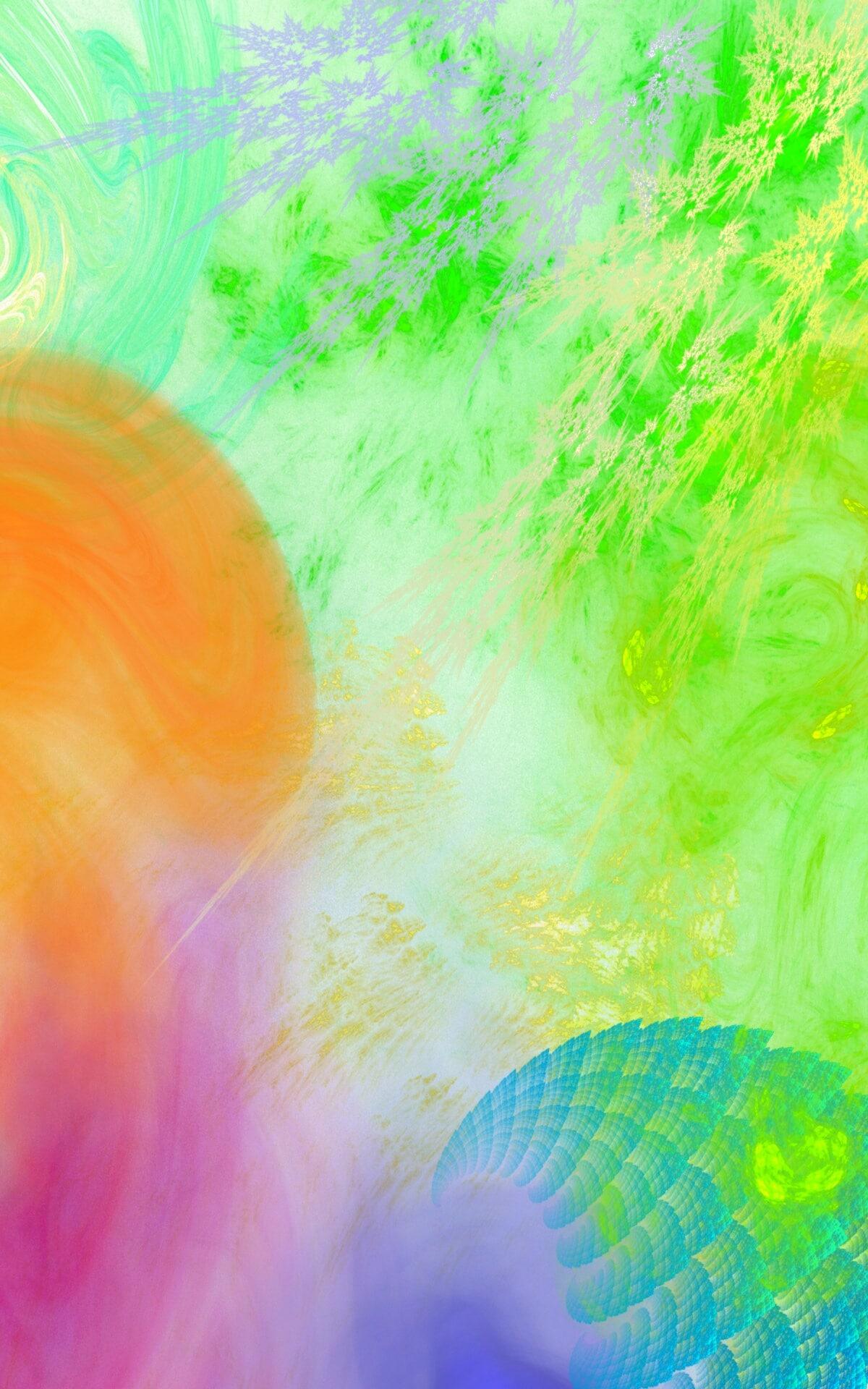 Awallpapers 65 Spettacolari Sfondi Colorati Per