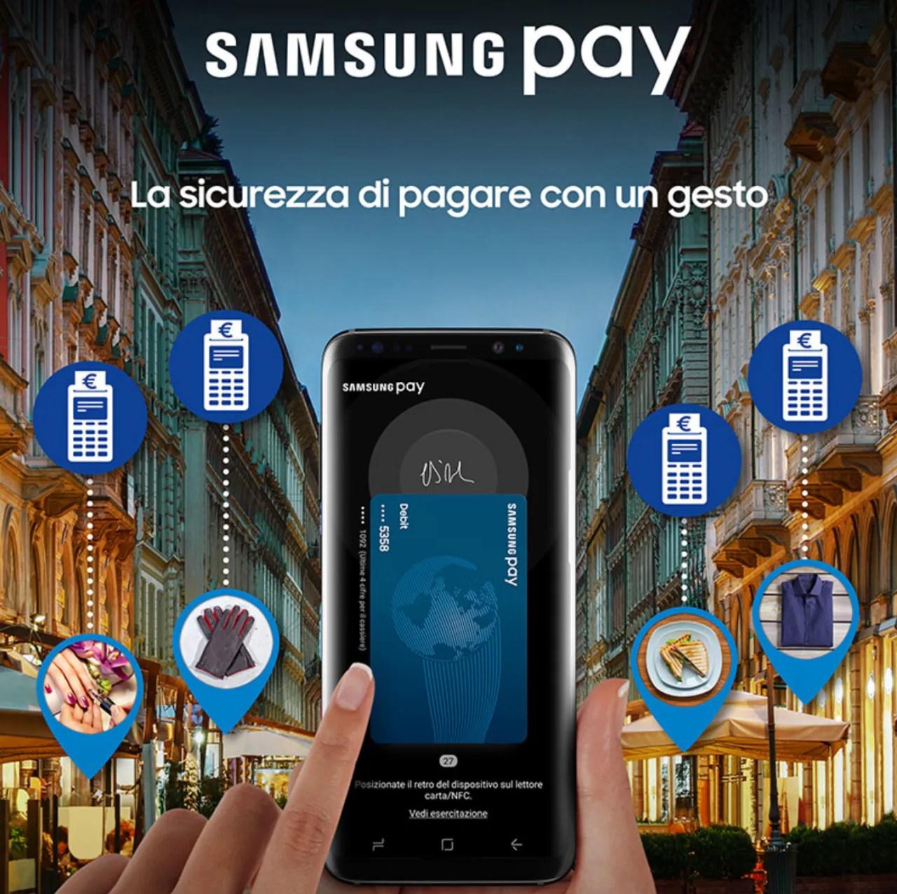 Samsung Pay Italia Banche E Carte Supportate App E Apk