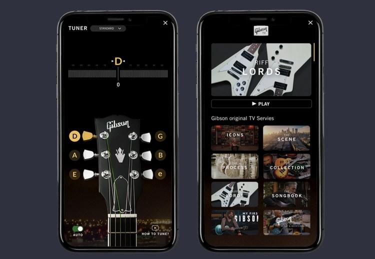 La nuova app di Gibson promette di insegnare a suonare la chitarra (video)