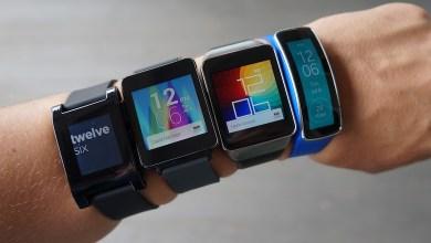 مستقبل الساعات الذكية الي أين ؟!