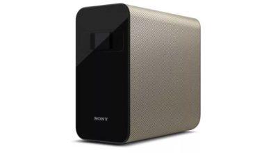 Xperia Touch بروجكتور جديد من Sony يحول أي سطح إلى شاشة للمس