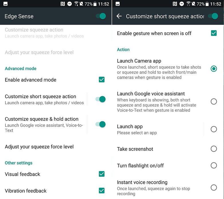 نصائح لأستخدام هاتف HTC U11 بشكل أحترافي