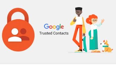 تطبيق Trusted Contacts من جوجل لمشاركة موقعك عند الطوارئ
