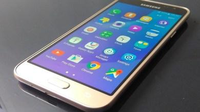 حل مشكلة توقف تطبيق المعرض او Gallery في هاتف سامسونج J3