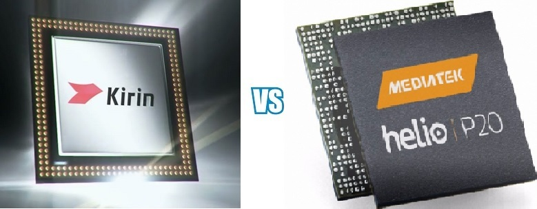 مقارنة معالجات Helio P60 و Kirin 659 و Snapdragon 660 وعيوبهم