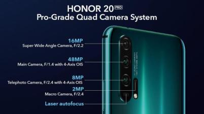 هواوي تعلن رسميا عن ثلاثة هواتف جديدة من 20 Honor بكاميرا احترافية وشاشة كبيرة 3
