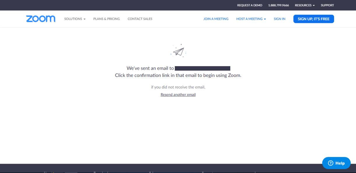 كيفية القيام  بإجراء محادثة جماعية باستخدام برنامج Zoom