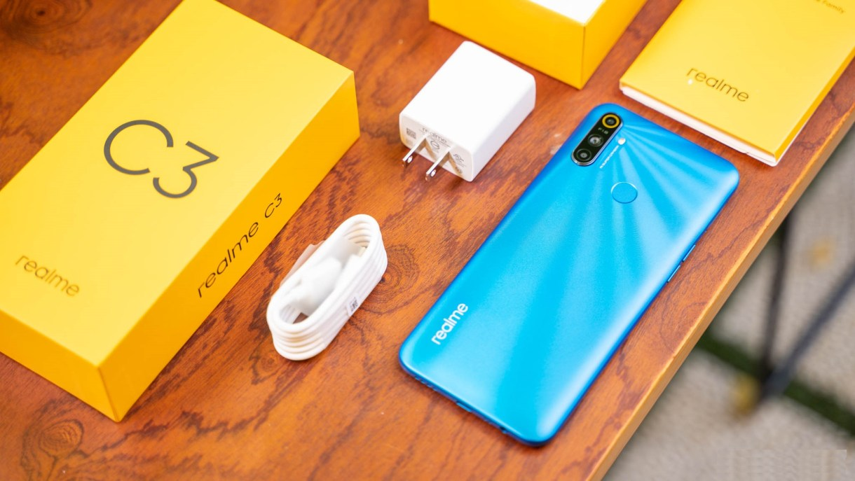 مراجعة كاملة لهاتف Realme C3 مميزات وعيوب