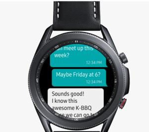 مراجعة كاملة لـ ساعة سامسونج Galaxy Watch 3