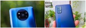 مقارنة تفصيلية بين هاتف Realme 7 Pro و Xiaomi Poco X3 NFC