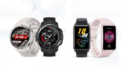 Honor MagicWatch 2, Watch ES and Watch GS Pro