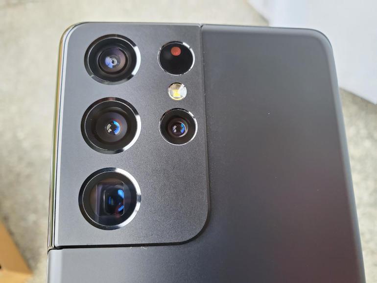 مراجعة كاملة لهاتف سامسونج جلاكسي اس 21 الترا Samsung Galaxy S21 Ultra