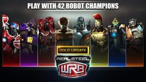 Real Steel World Robot Boxing MOD APK 31.31.873