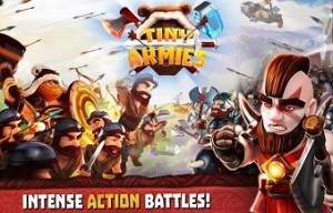 Tiny Armies Clash Arena MOD APK 3.1.2 Unlimited Money