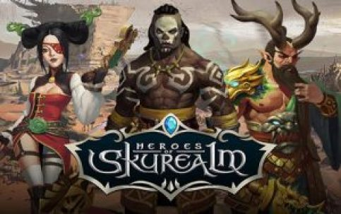 Heroes of Skyrealm APK Mod+Data Increased Damage Latest Version