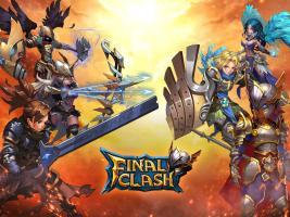 Final Clash 3D FANTASY MMORPG MOD APK 1.17.9