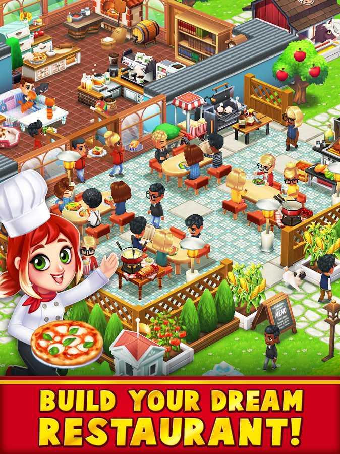 Restaurant Games Apk Mod