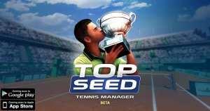 TOP SEED Tennis Manager MOD APK Infinite Money 2.42.7