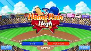 Home Run High APK MOD Unlimited Everything