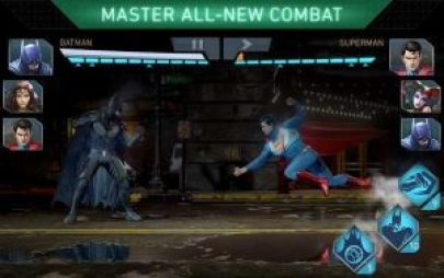 Injustice 2 APK Mod+Data GOD MODE Latest Version