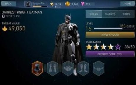 Injustice 2 APK Mod+Data