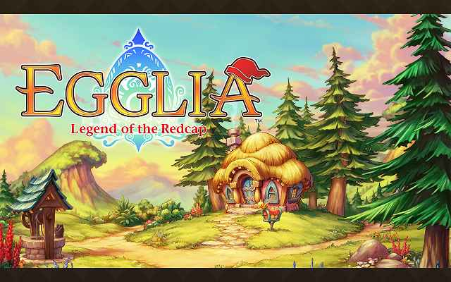 EGGLIA Legend of the Redcap APK MOD Unlimited Money 2.2.0