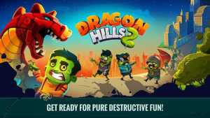 Dragon Hills 2 MOD APK Unlimited Coins 1.1.6